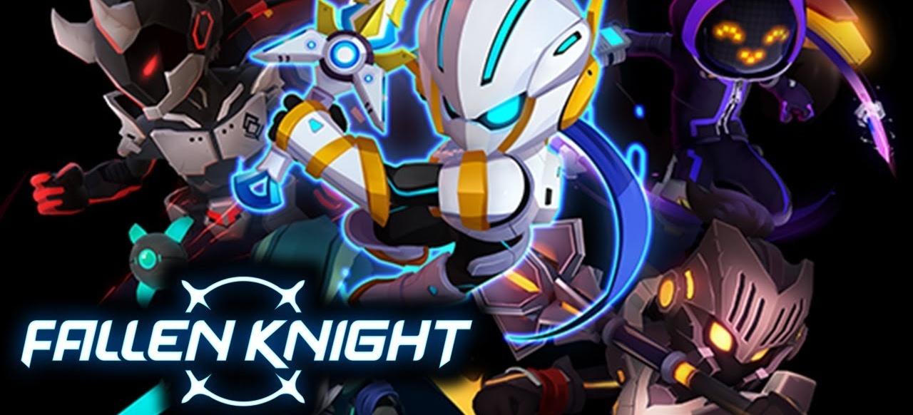 Fallen Knight (Plattformer) von PQube
