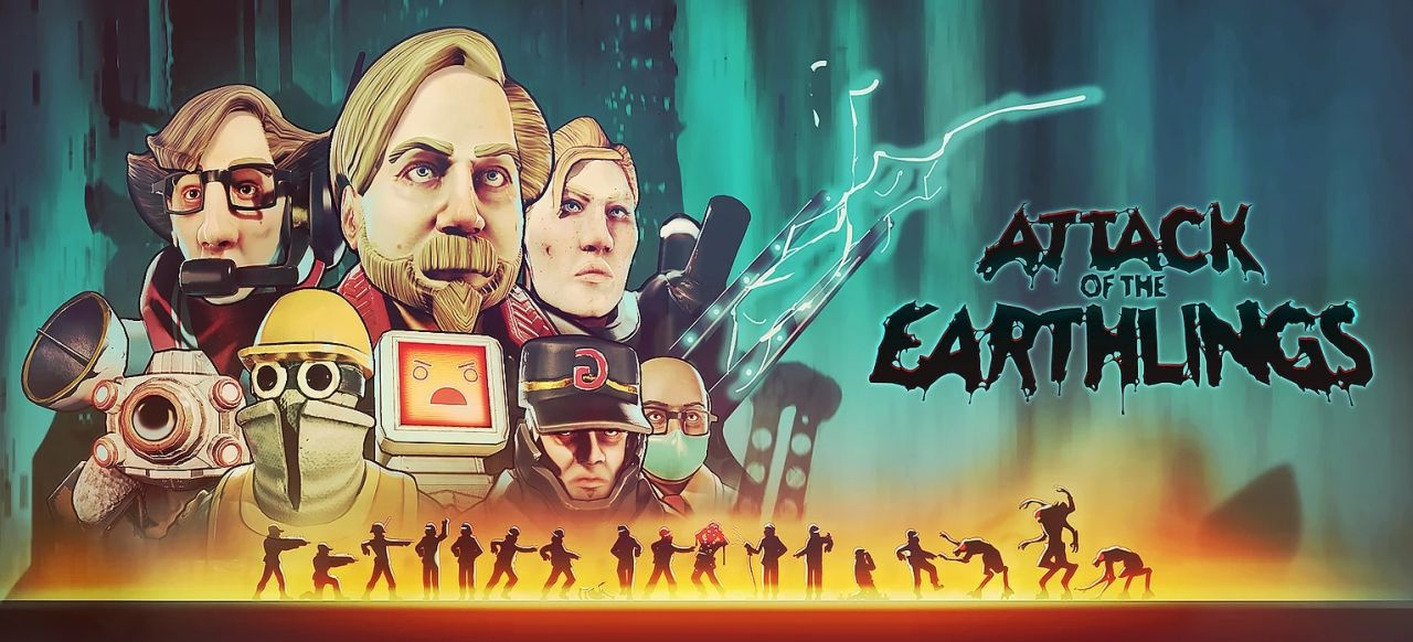 Attack of the Earthlings (Taktik & Strategie) von Team Junkfish / Wales Interactive