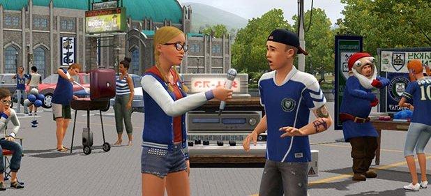 Die Sims 3: Wildes Studentenleben (Simulation) von Electronic Arts