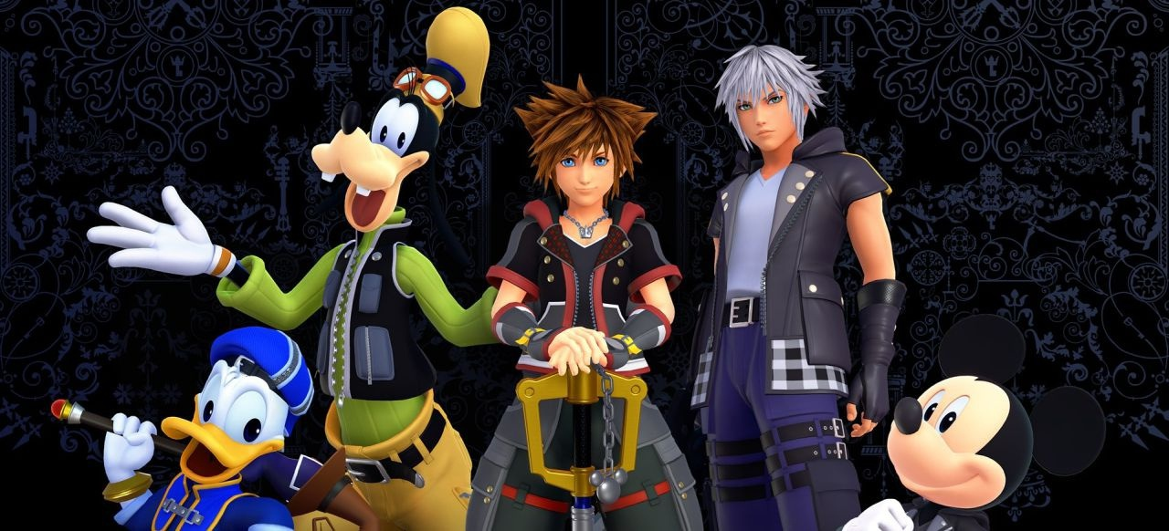 Kingdom Hearts 3: ReMind (Rollenspiel) von Square Enix