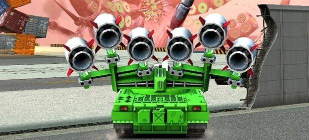 Tank! Tank! Tank! (Arcade-Action) von Namco Bandai