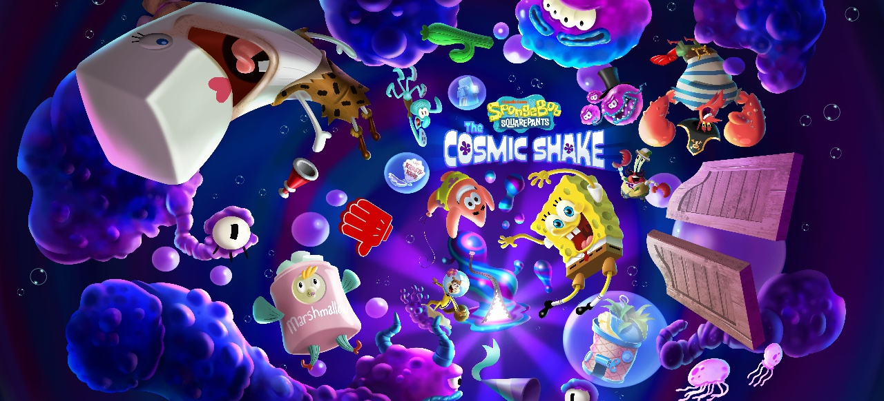 SpongeBob SquarePants: The Cosmic Shake (Action-Adventure) von THQ Nordic GmbH