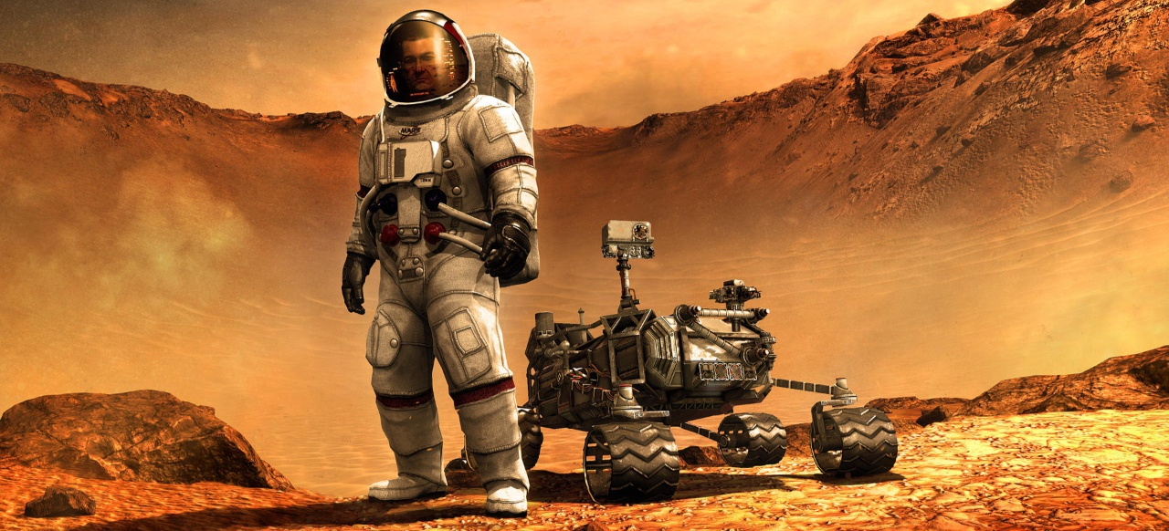 Take On Mars (Simulation) von Bohemia Interactive