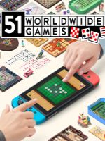 Alle Infos zu 51 Worldwide Games (Switch)