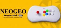 Neo Geo Arcade Stick Pro: Update fügt zwei weitere Spiele hinzu