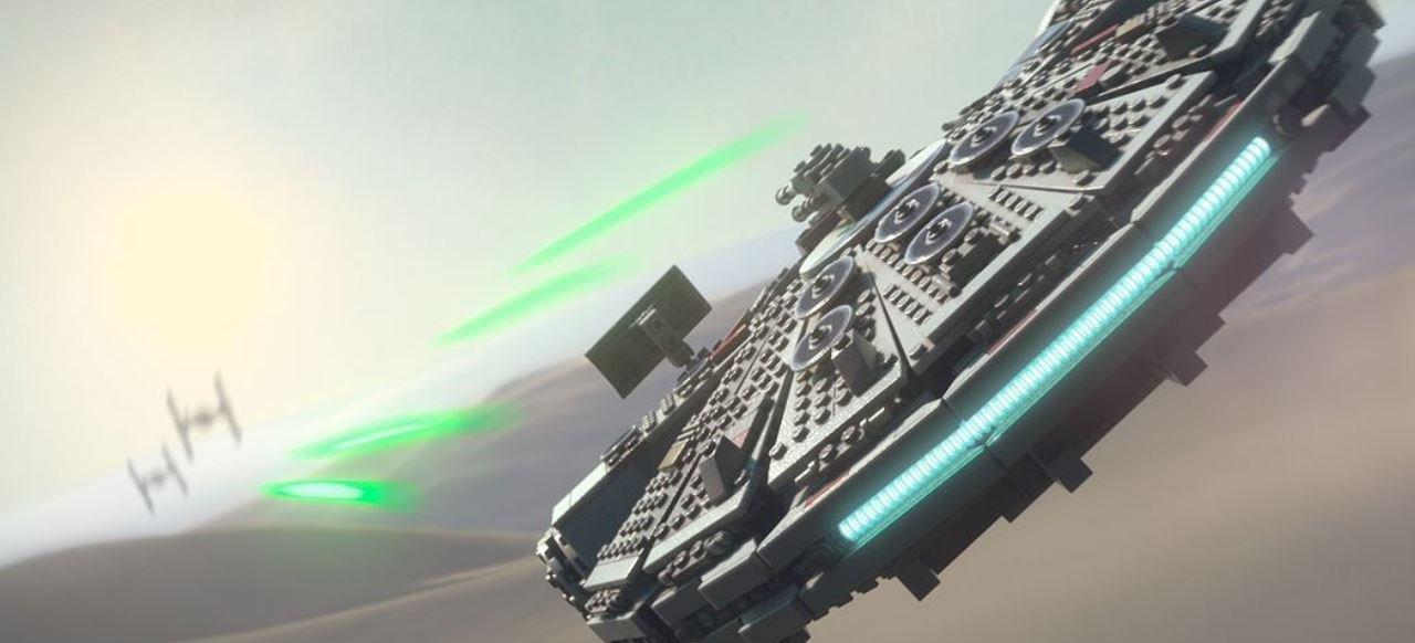 Lego Star Wars: Das Erwachen der Macht (Action-Adventure) von Warner Interactive