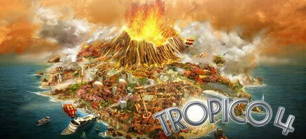 Tropico 4 (Taktik & Strategie) von Kalypso Media