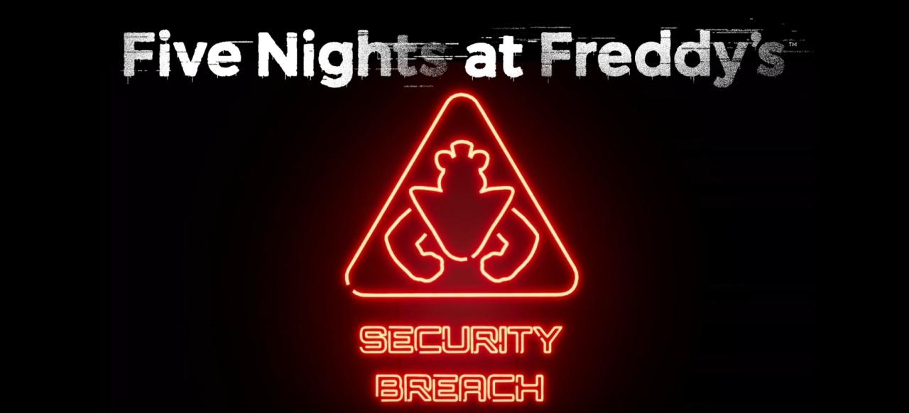 Five Nights at Freddy's: Security Breach (Action-Adventure) von Steel Wool Studios / ScottGames