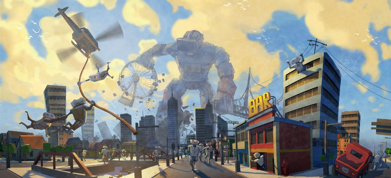 VRobot (Arcade-Action) von Nival