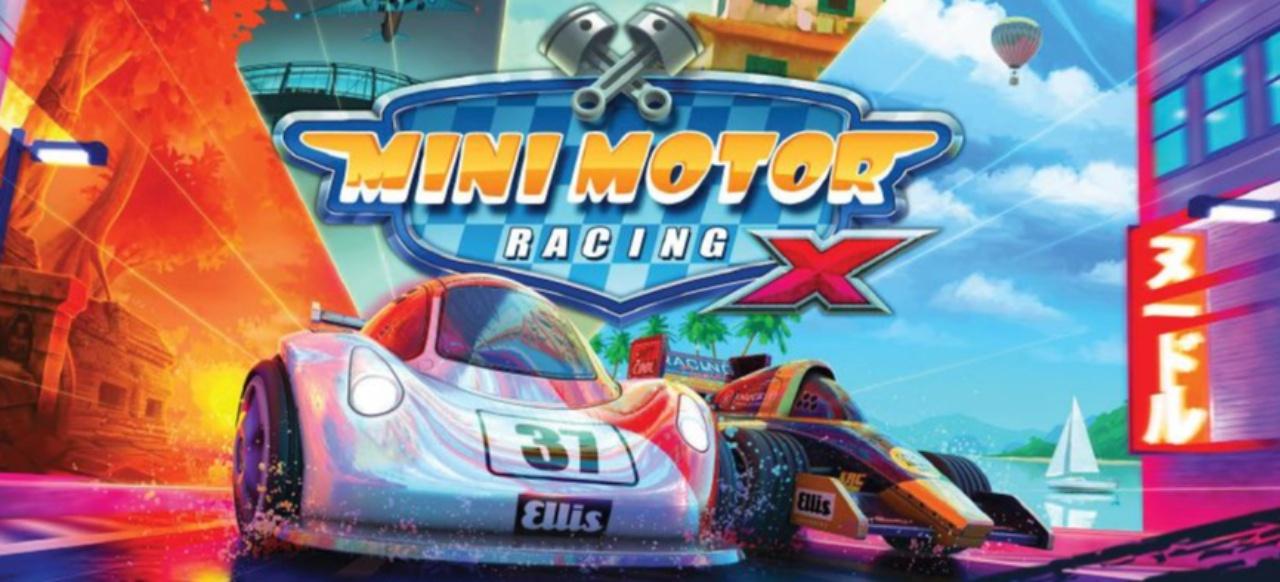 Mini Motor Racing X  (Rennspiel) von TheBinaryMill