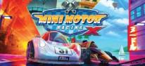 Mini Motor Racing X : Beschauliches Miniatur-Rennspiel aus der Vogelperspektive für PSVR und PS4