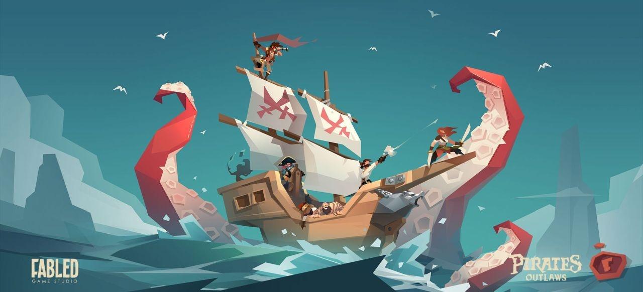 Pirates Outlaws (Taktik & Strategie) von Fabled Game Studio