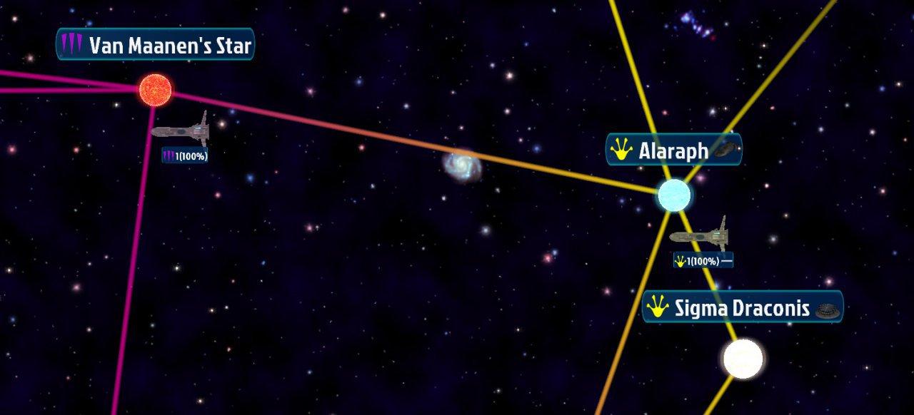 Galactic Inheritors (Taktik & Strategie) von  Crispon Games