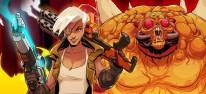 Wildcat Gun Machine: Bullet-Hell-Dungeon-Crawler für PC und Konsolen angekündigt