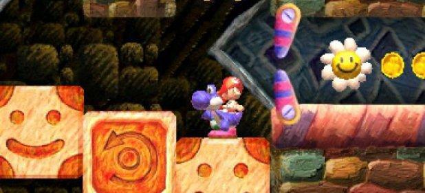 Yoshi's New Island (Plattformer) von Nintendo