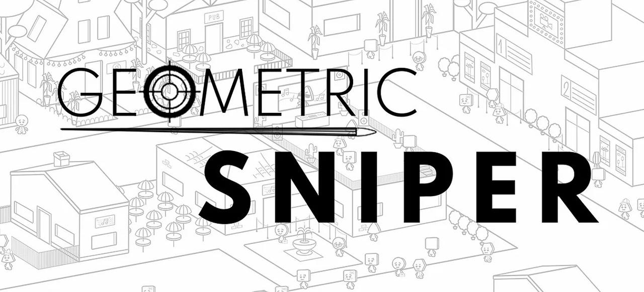 Geometric Sniper (Shooter) von YAW Studios