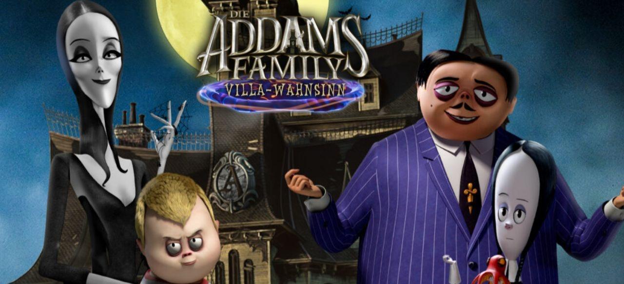 Die Addams Family: Villa-Wahnsinn (Plattformer) von Outright Games