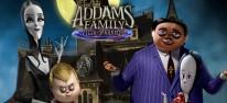 The Addams Family: Villa-Wahnsinn: Kooperativer 3D-Plattformer zu Halloween angekündigt
