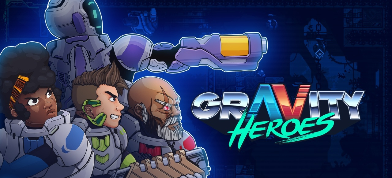 Gravity Heroes (Arcade-Action) von Studica Solution / PQube
