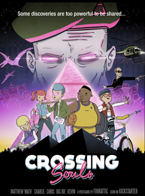 Alle Infos zu Crossing Souls (PlayStation4)