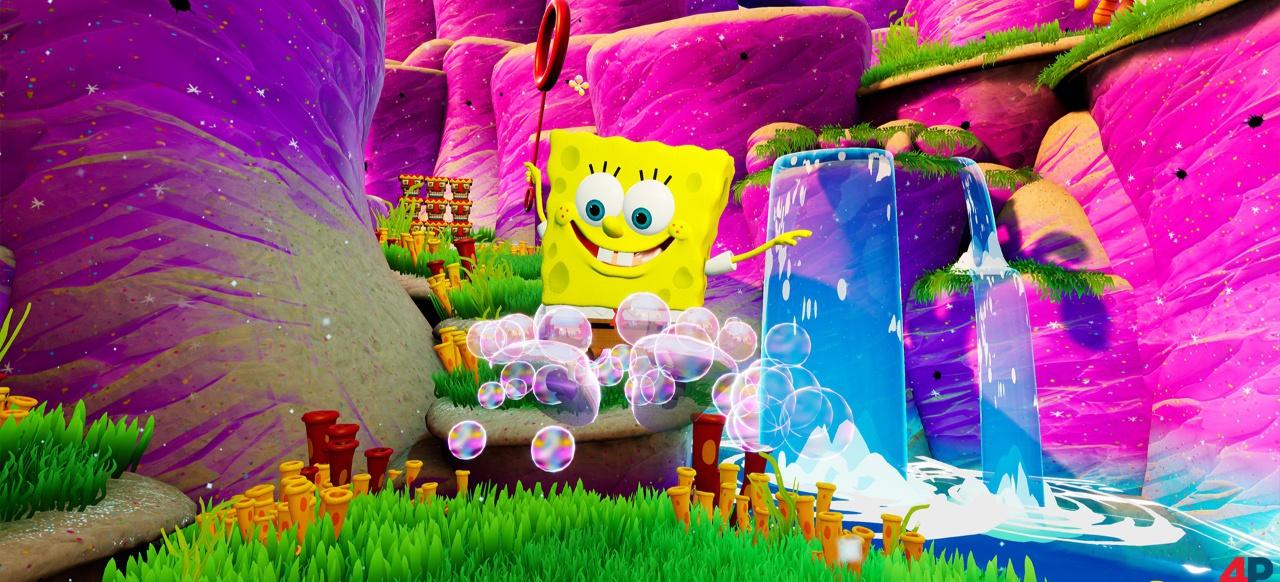 SpongeBob SquarePants: Battle for Bikini Bottom - Rehydrated (Plattformer) von THQ Nordic