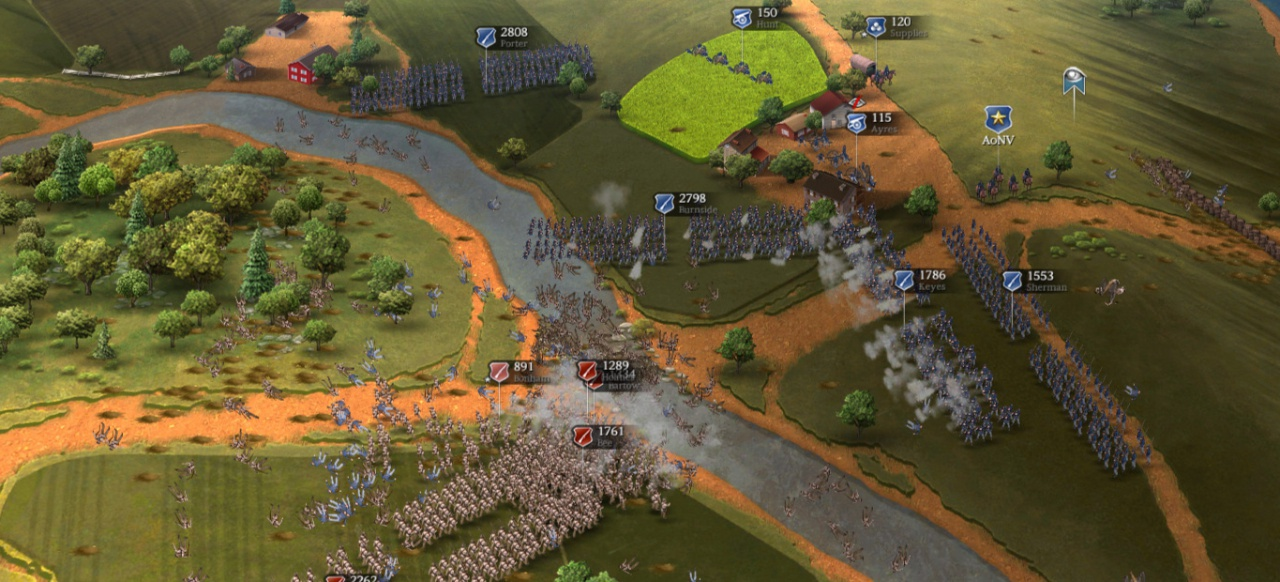 Ultimate General: Civil War (Taktik & Strategie) von Game-Labs