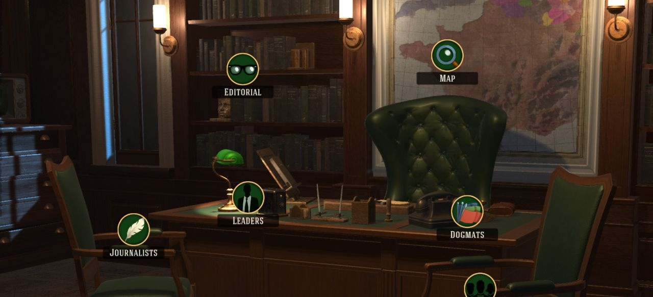 Evil Democracy: 1932 (Simulation) von Hamsters Gaming