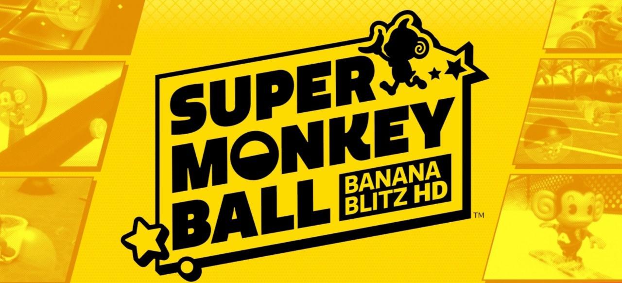 Super Monkey Ball: Banana Blitz (Geschicklichkeit) von SEGA