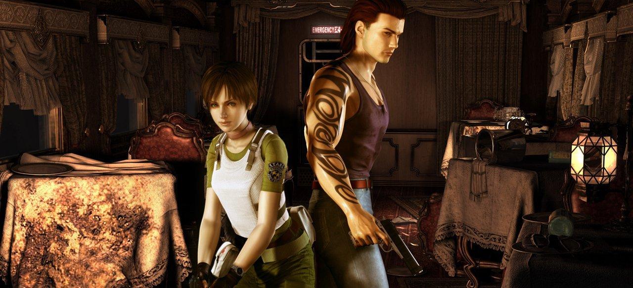 Resident Evil Zero (Action-Adventure) von Capcom