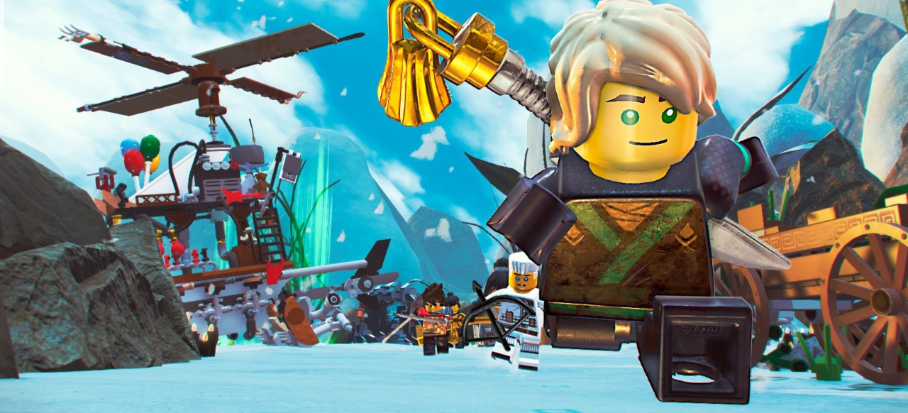 The Lego Ninjago Movie Videogame (Action-Adventure) von Warner Bros. Interactive Entertainment