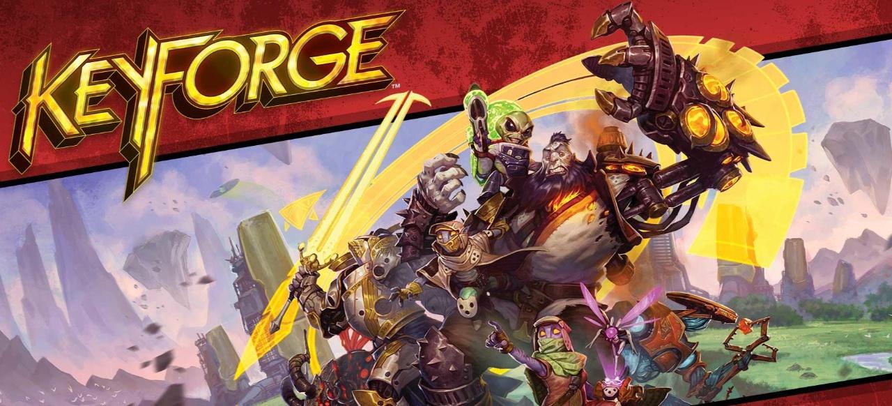KeyForge - Ruf der Archonten (Brettspiel) von Asmodee