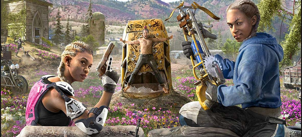 Far Cry New Dawn (Shooter) von Ubisoft