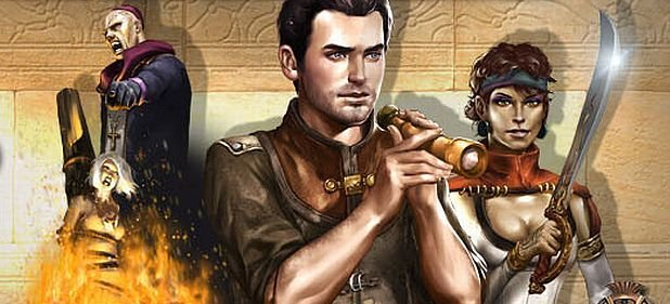 The Lost Chronicles of Zerzura (Adventure) von dtp entertainment