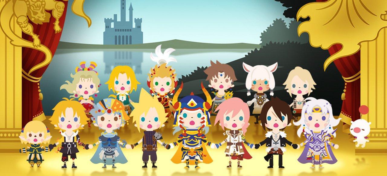 Theatrhythm: Final Fantasy - Curtain Call (Musik & Party) von Square Enix