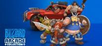 Blizzard Arcade-Sammlung: Lost Vikings 2 und RPM Racing werden via Update nachgeliefert