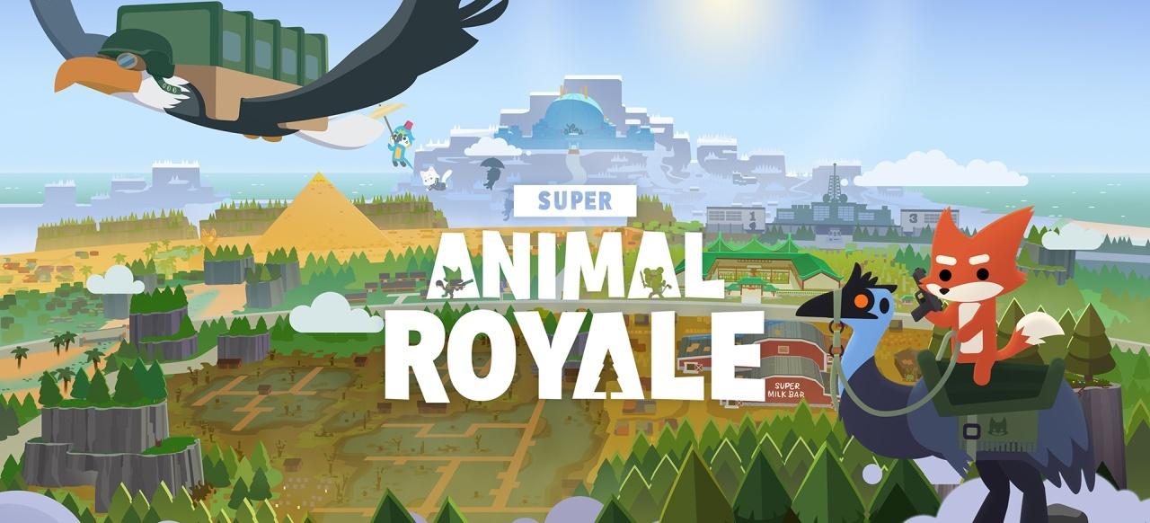 Super Animal Royale (Prügeln & Kämpfen) von Modus Games