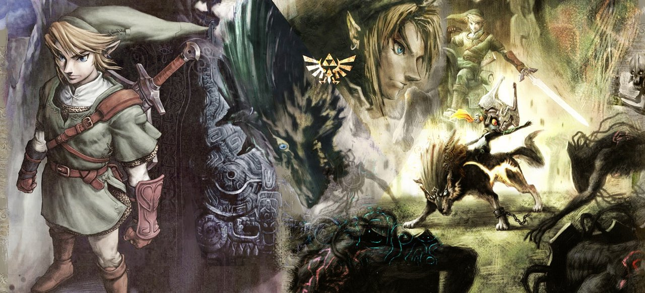The Legend of Zelda: Twilight Princess (Action-Adventure) von Nintendo