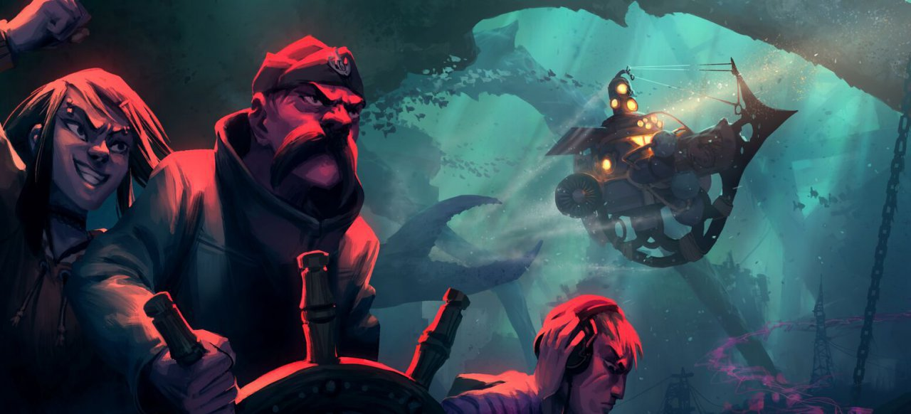 Diluvion  (Action-Adventure) von Gambitious Digital Entertainment