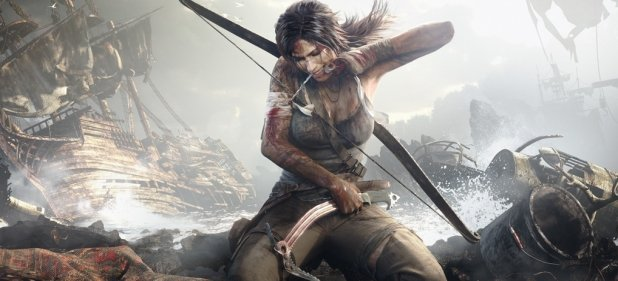Tomb Raider (Action-Adventure) von Square Enix