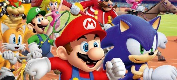 Mario & Sonic bei den Olympischen Spielen: London 2012 (Sport) von Sega