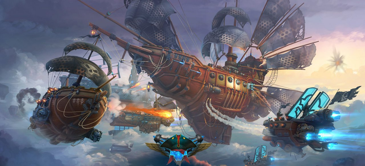 Cloud Pirates (Shooter) von My.com
