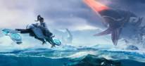 Subnautica: Below Zero: Riesiges versunkenes Schiff wartet neuerdings auf seine Erkundung