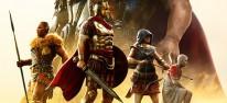 Expeditions: Rome: Taktik-Rollenspiel im römischen Reich auf den Spuren von Gaius Julius Caesar