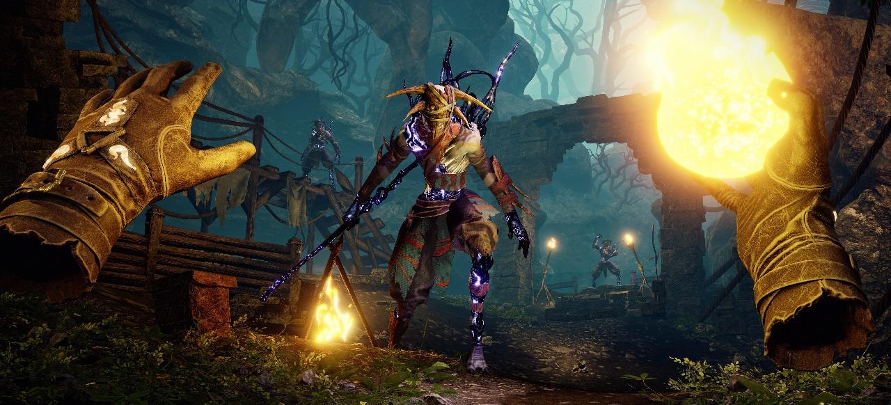 The Wizards - Dark Times (Action-Adventure) von Carbon Studio