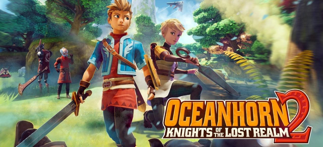 Oceanhorn 2: Knights of the Lost Realm (Rollenspiel) von Cornfox & Bros.