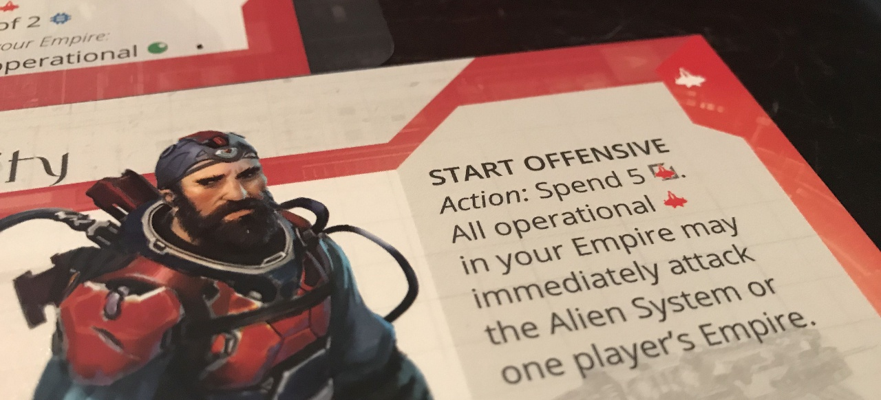 Alien Artifacts (Brettspiel) von Portal Games