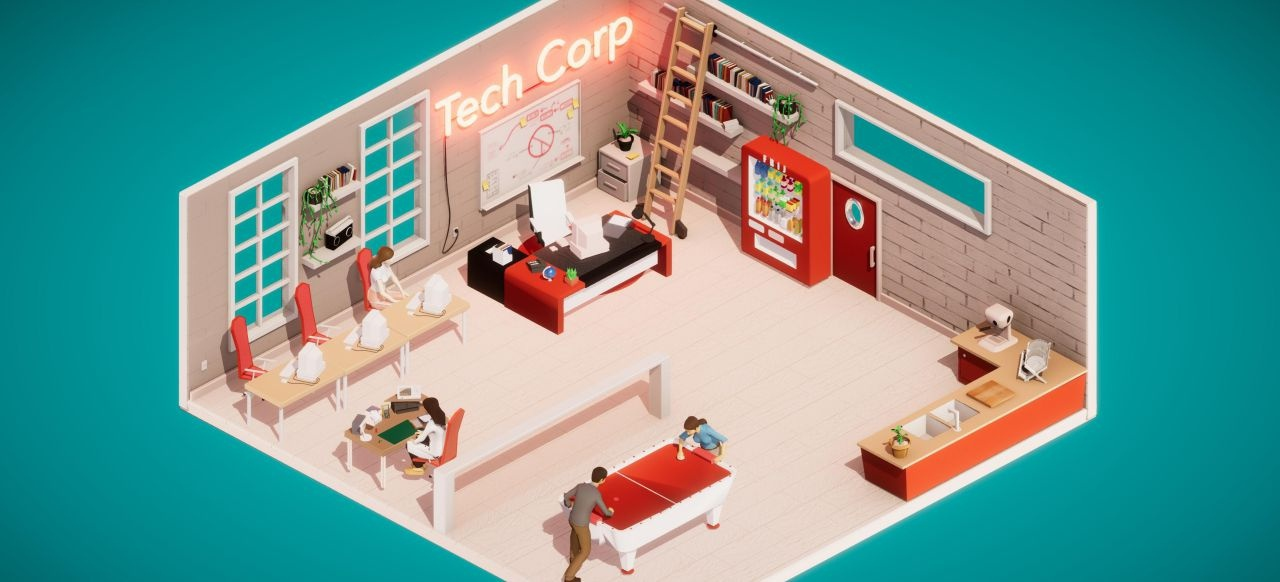 Tech Corp. (Strategie) von 2tainment