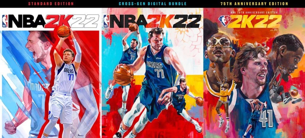 NBA 2K22 (Sport) von 2K Games