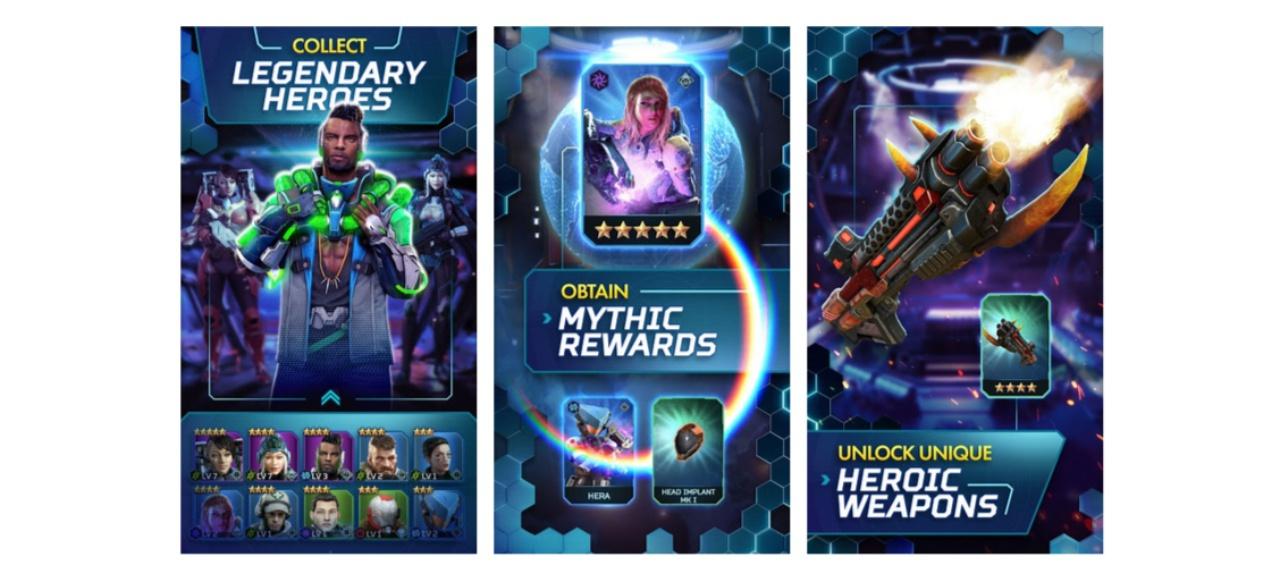 XCOM Legends (Taktik & Strategie) von 2K Games