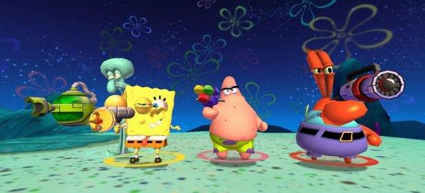 SpongeBob Schwammkopf: Planktons Fiese Robo-Rache (Action-Adventure) von Activision